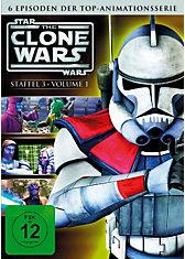 DVD Star Wars: The Clone Wars - Season 3.1