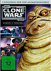 DVD Star Wars: The Clone Wars - Season 3.2