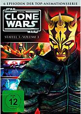 DVD Star Wars: The Clone Wars - Season 3.3