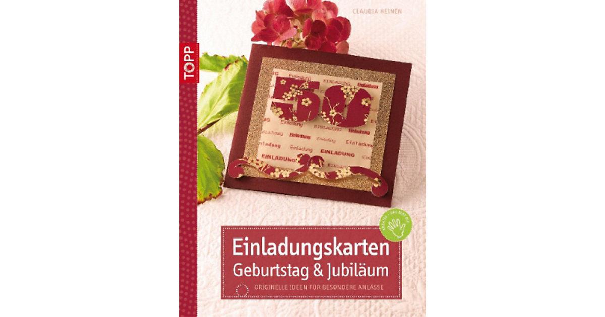 Buch - Einladungskarten Geburtstag & Jubiläum