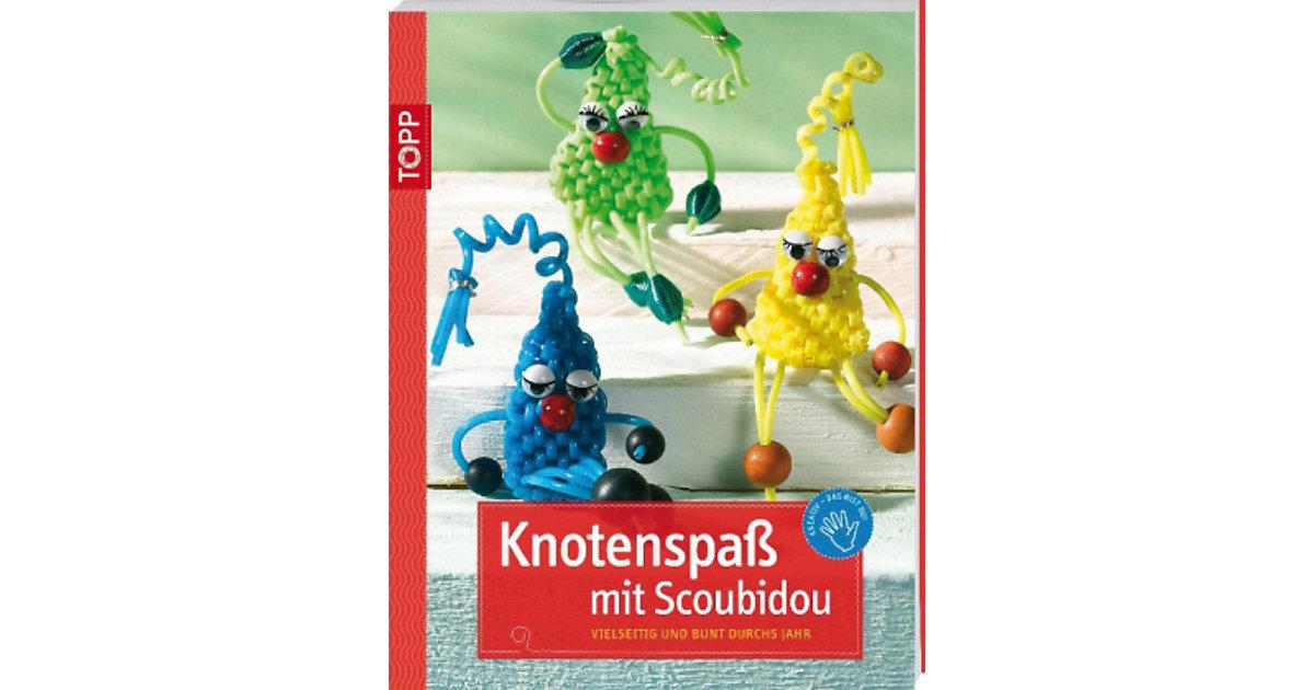Buch - Knotenspaß mit Scoubidou