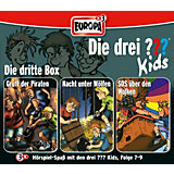 CD Die Drei ??? Kids 03 - 3er Box - Folgen 7 - 9
