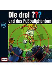 CD Die drei ??? 153 - und das Fußballphantom