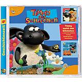 CD Timmy das Schäfchen Geschichtenzeit 4