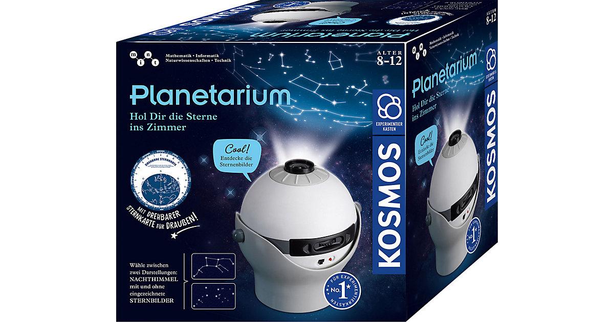Experimentierkasten Planetarium