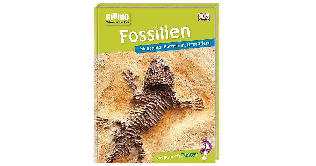 Buch - memo, Wissen entdecken: Fossilien