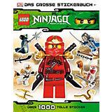 LEGO Ninjago: Das große Stickerbuch