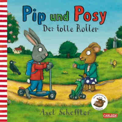 Pip & Posy: Der tolle Roller