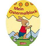 Mein Ostermalblock