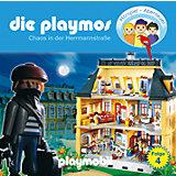 CD Die Playmos 04 -  Chaos in der der Herrmannstraße