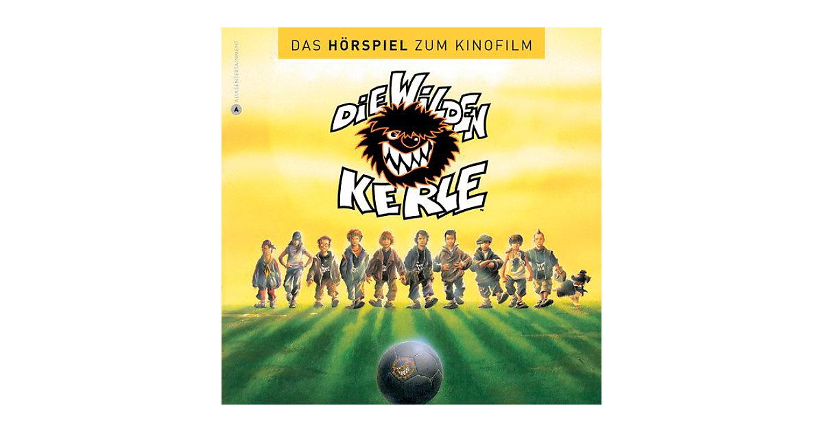 CD Die wilden Kerle - Hörspiel 1 Hörbuch