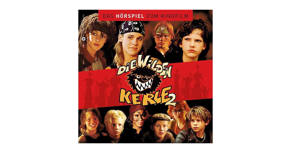 CD Die wilden Kerle - Hörspiel 2 Hörbuch