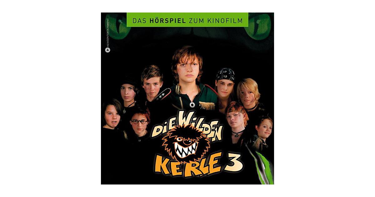 CD Die wilden Kerle - Hörspiel 3