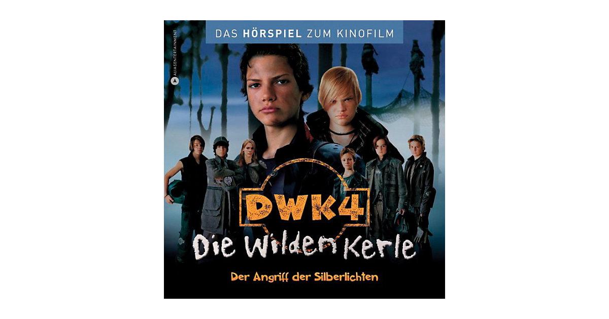 CD Die wilden Kerle - Hörspiel 4 Hörbuch