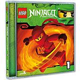 CD LEGO Ninjago - Das Jahr der Schlangen