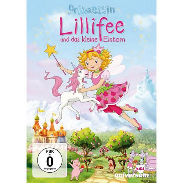 Dvd prinzessin lillifee und das kleine einhorn prinzessin - Lillifee kinderzimmer ...