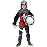 Kostüm schwarzroter Ritter