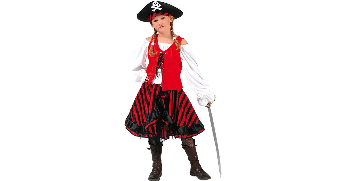 Kostüm Piratin Gr. 116