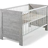 Kinderbett NORDIC DRIFTWOOD, Drift Wood/weiß, 70 x 140 cm
