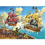 "Пазл ""Битва пиратов"" Ravensburger, 100 деталей"