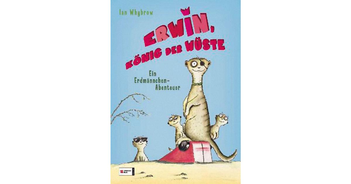Buch - Erwin, König der Wüste