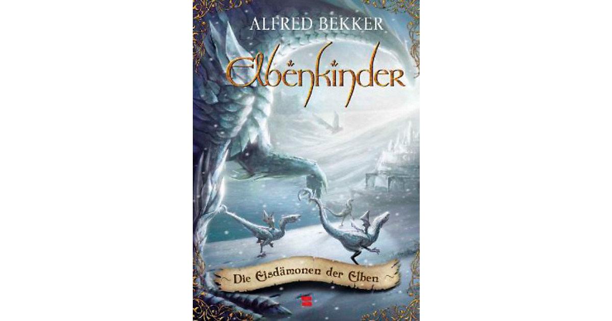 Buch - Elbenkinder: Die Eisdämonen der Elben