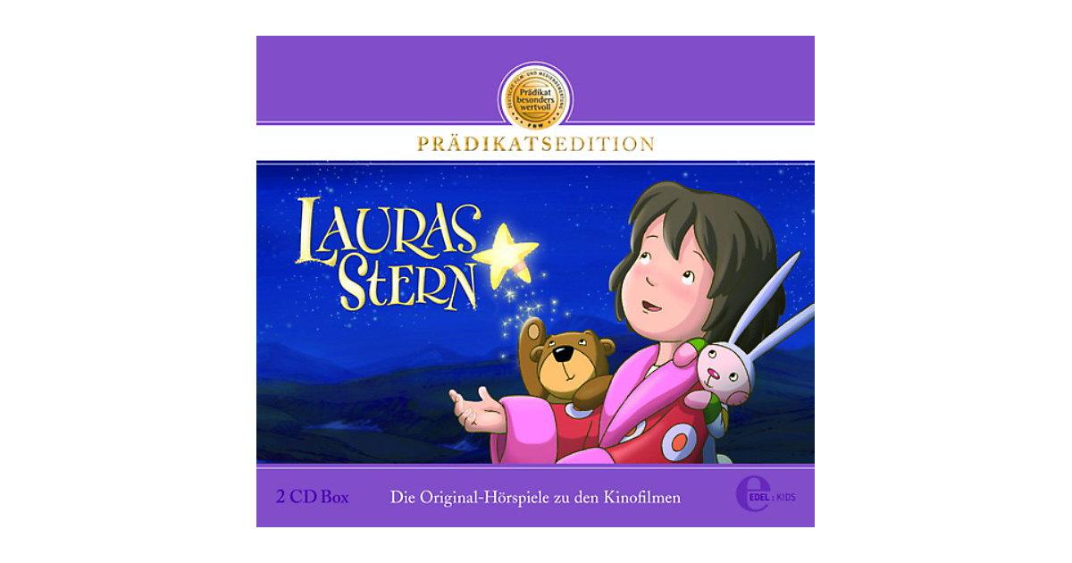 CD Lauras Stern (Prädikatsedition) Hörbuch