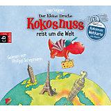 CD Der kleine Drache Kokosnuss - Reist um die Welt