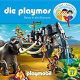 CD Die Playmos 27 - Reise in die Steinzeit