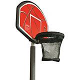 TopShot Pass Basketballkorb mit Befestigung für Trampolin + Ball