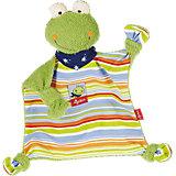 Sigikid 48934 Schmusetuch Fortis Frog