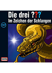 CD Die drei ??? 157 - Im Zeichen der Schlange