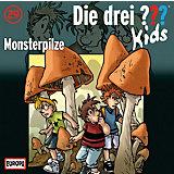 CD Die drei ??? Kids 29 - Monster Pilze