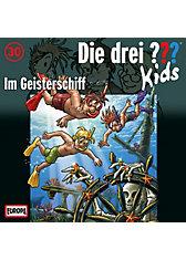 CD Die drei ??? Kids 30 - Im Geisterschiff