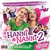 CD Hanni und Nanni 2 - Hörspiel zum zweiten Kinofilm