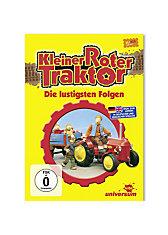 DVD Kleiner roter Traktor - die 5 lustigen Folgen