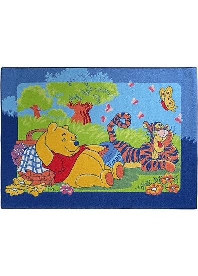 Kinderteppich Winnie the Pooh, Natur, 95 x 133 cm