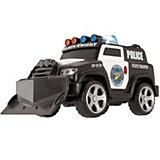 DICKIE Функциональный полицейский броневик, 15 см., свет, звук