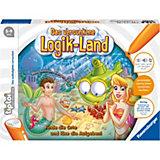 tiptoi® Das versunkene Logik-Land (ohne Stift)