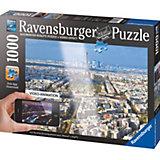 Augmented Reality Puzzle Über den Dächern von Paris 1000 Teile (iPhone® oder iPad®2)