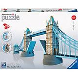 3D Gebäude Puzzle Tower Bridge - London 216 Teile