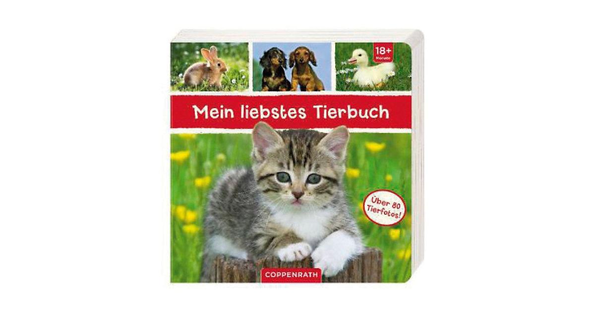 Buch - Mein liebstes Tierbuch