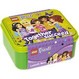 Lego Friends Lunchbox hellgrün