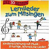 CD Die 30 besten Lernlieder zum Mitsingen