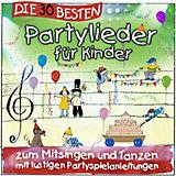 CD Die 30 besten Partylieder für Kinder