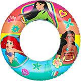 Круг для плавания надувной, 56 см, Принцессы Дисней, Bestway