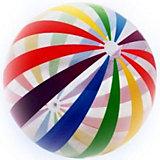 """Мяч """"Цветные полоски"""", 107 см, Intex, в ассорт."""