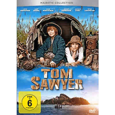 DVD Tom Sawyer