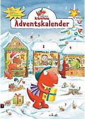 Der kleine Drache Kokosnuss: Weihnachtsdorf, Adventskalender