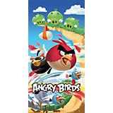 Badetuch Angry Birds, Cliffhanger, 75 x 150 cm